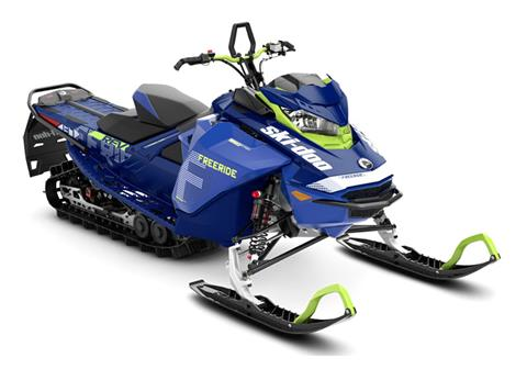 2020 Ski-Doo Freeride 137 850 E-TEC SHOT PowderMax 1.75 w/ FlexEdge in Muskegon, Michigan