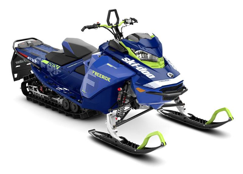 2020 Ski-Doo Freeride 137 850 E-TEC ES PowderMax 1.75 w/ FlexEdge in Dickinson, North Dakota - Photo 1