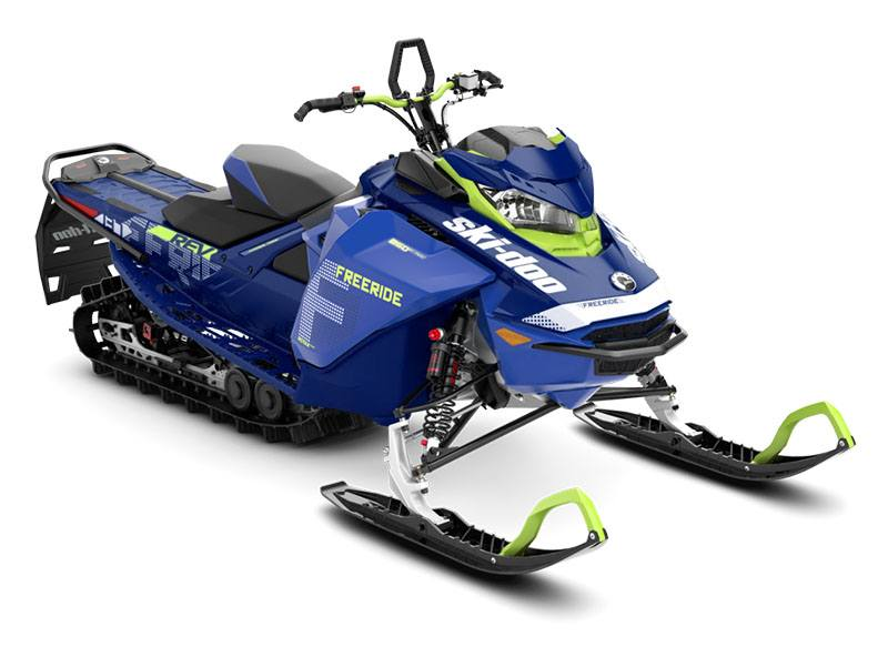2020 Ski-Doo Freeride 137 850 E-TEC PowderMax 1.75 w/ FlexEdge in Sierra City, California