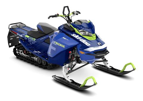 2020 Ski-Doo Freeride 137 850 E-TEC PowderMax 2.25 w/ FlexEdge in Woodruff, Wisconsin