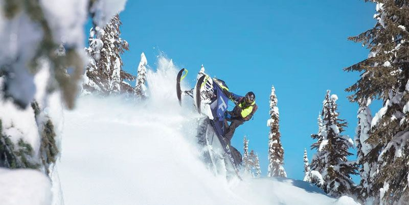 2020 Ski-Doo Freeride 137 850 E-TEC PowderMax 2.25 w/ FlexEdge in Sierra City, California - Photo 6