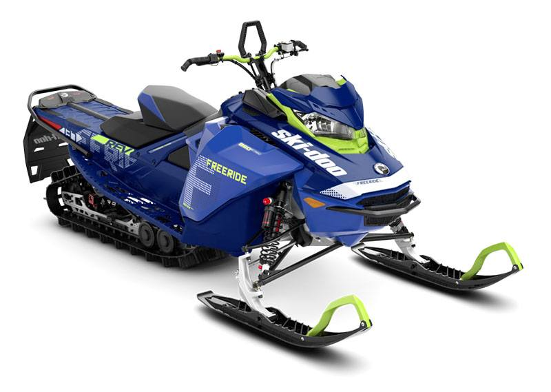 2020 Ski-Doo Freeride 137 850 E-TEC ES PowderMax 2.25 w/ FlexEdge in Presque Isle, Maine - Photo 1