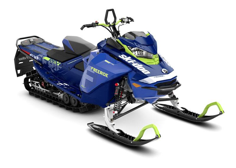 2020 Ski-Doo Freeride 137 850 E-TEC SHOT PowderMax 2.25 w/ FlexEdge in Speculator, New York - Photo 1
