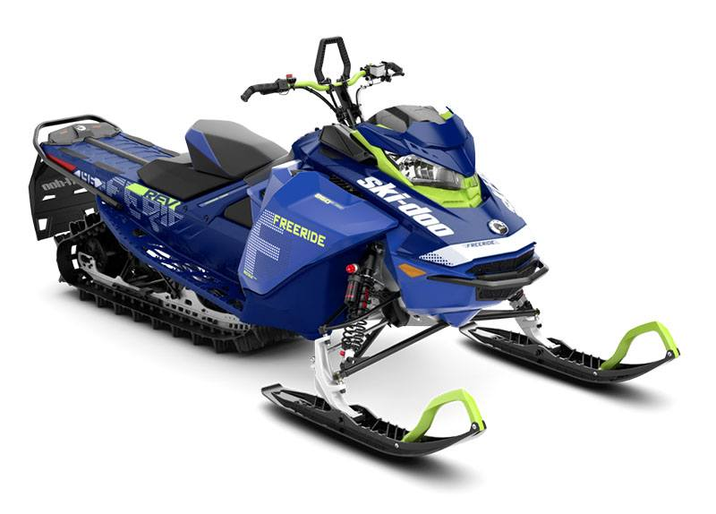 2020 Ski-Doo Freeride 146 850 E-TEC ES HA in Hillman, Michigan