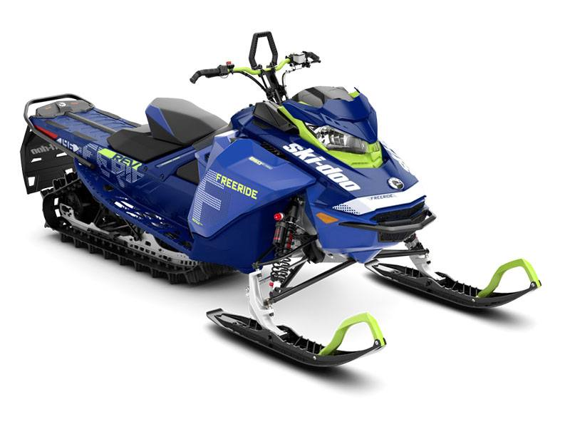2020 Ski-Doo Freeride 146 850 E-TEC ES SL in Evanston, Wyoming