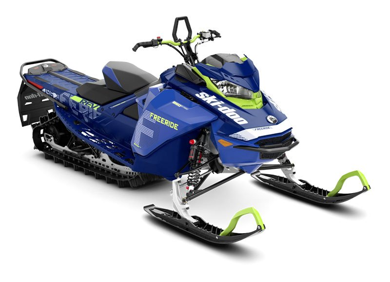 2020 Ski-Doo Freeride 146 850 E-TEC HA in Augusta, Maine - Photo 1