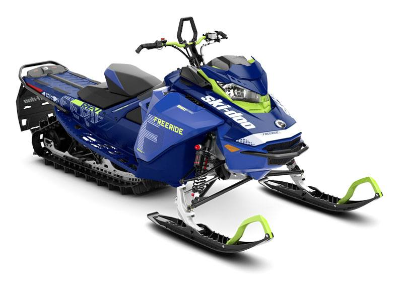 2020 Ski-Doo Freeride 146 850 E-TEC SHOT HA in Unity, Maine - Photo 1