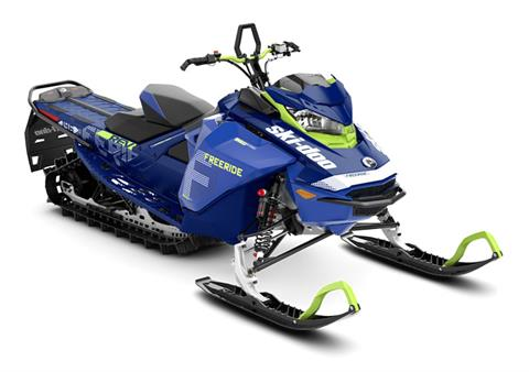 2020 Ski-Doo Freeride 146 850 E-TEC SHOT SL in Wilmington, Illinois