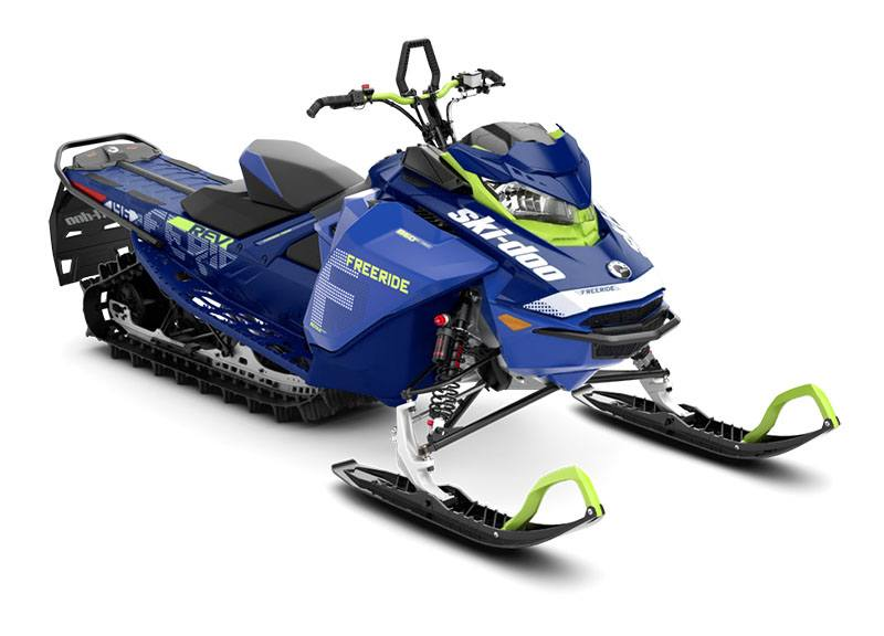 2020 Ski-Doo Freeride 146 850 E-TEC SL in Pocatello, Idaho