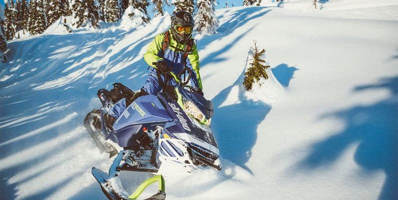 2020 Ski-Doo Freeride 154 850 E-TEC ES PowderMax Light 2.5 w/ FlexEdge SL in Wenatchee, Washington - Photo 2