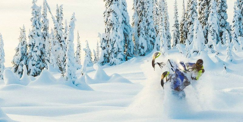 2020 Ski-Doo Freeride 154 850 E-TEC ES PowderMax Light 2.5 w/ FlexEdge SL in Wenatchee, Washington - Photo 5