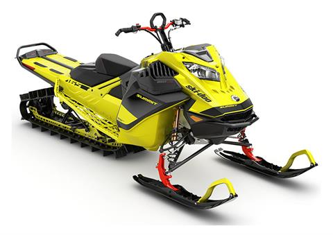 2020 Ski-Doo Summit 165 850 E-TEC Turbo SHOT in Colebrook, New Hampshire