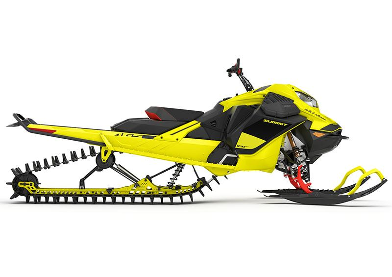 2020 Ski-Doo Summit 165 850 E-TEC Turbo SHOT in Speculator, New York - Photo 2