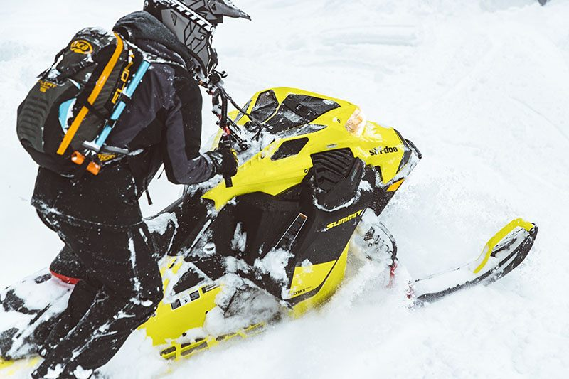 2020 Ski-Doo Summit 165 850 E-TEC Turbo SHOT in Speculator, New York - Photo 3