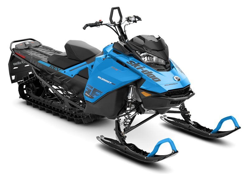 2020 Ski-Doo Summit SP 146 600R E-TEC SHOT PowderMax II 2.5 w/ FlexEdge in Pinehurst, Idaho - Photo 1
