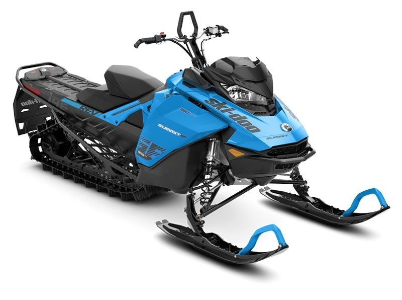 2020 Ski-Doo Summit SP 146 850 E-TEC SHOT PowderMax II 2.5 w/ FlexEdge in Great Falls, Montana - Photo 1