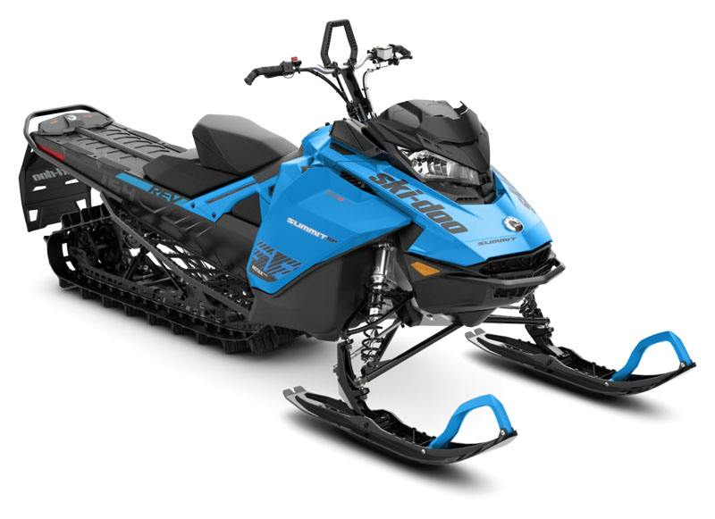 2020 Ski-Doo Summit SP 154 600R E-TEC SHOT PowderMax Light 3.0 w/ FlexEdge in Dickinson, North Dakota - Photo 1