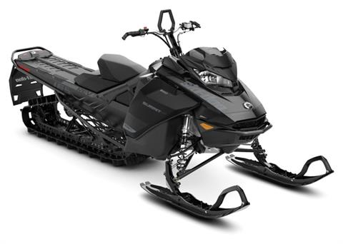 2020 Ski-Doo Summit SP 165 850 E-TEC PowderMax Light 3.0 w/ FlexEdge in Colebrook, New Hampshire