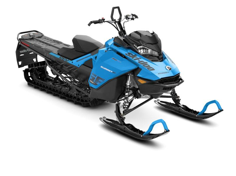 2020 Ski-Doo Summit SP 165 850 E-TEC SHOT PowderMax Light 3.0 w/ FlexEdge in Unity, Maine - Photo 1