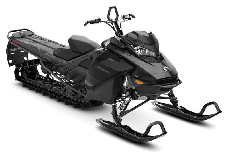 2020 Ski-Doo Summit SP 175 850 E-TEC PowderMax Light 3.0 w/ FlexEdge in Unity, Maine - Photo 1