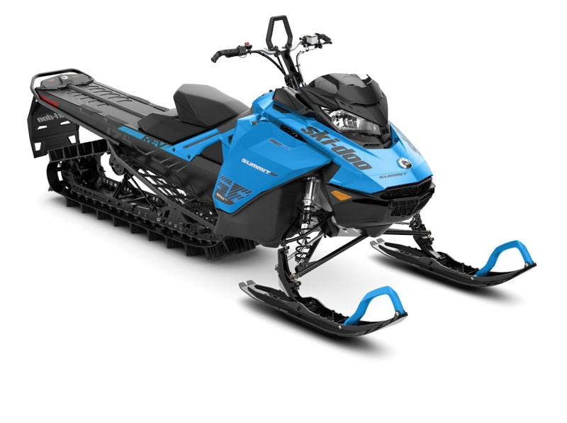 2020 Ski-Doo Summit SP 175 850 E-TEC SHOT PowderMax Light 3.0 w/ FlexEdge in Island Park, Idaho - Photo 1