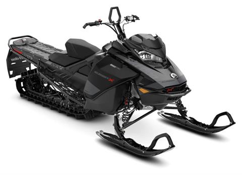 2020 Ski-Doo Summit X 154 850 E-TEC ES PowderMax Light 2.5 w/ FlexEdge SL in Muskegon, Michigan