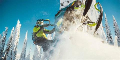 2020 Ski-Doo Summit X 154 850 E-TEC ES PowderMax Light 2.5 w/ FlexEdge SL in Moses Lake, Washington - Photo 4