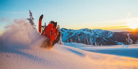2020 Ski-Doo Summit X 154 850 E-TEC ES PowderMax Light 2.5 w/ FlexEdge SL in Yakima, Washington