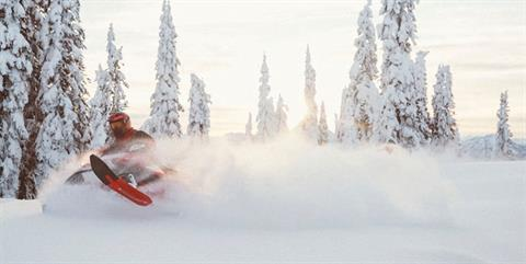 2020 Ski-Doo Summit X 154 850 E-TEC ES PowderMax Light 3.0 w/ FlexEdge SL in Wasilla, Alaska - Photo 9