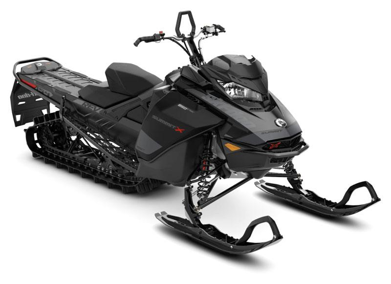 2020 Ski-Doo Summit X 154 850 E-TEC PowderMax Light 3.0 w/ FlexEdge HA in Lake City, Colorado