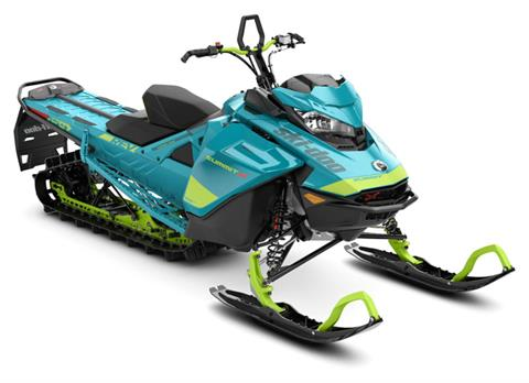 2020 Ski-Doo Summit X 154 850 E-TEC PowderMax Light 3.0 w/ FlexEdge SL in Augusta, Maine