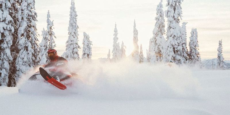 2020 Ski-Doo Summit X 154 850 E-TEC PowderMax Light 3.0 w/ FlexEdge SL in Wasilla, Alaska - Photo 9