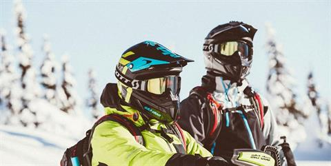 2020 Ski-Doo Summit X 154 850 E-TEC SHOT PowderMax Light 2.5 w/ FlexEdge HA in Woodinville, Washington - Photo 6