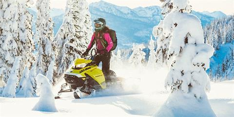 2020 Ski-Doo Summit X 165 850 E-TEC ES PowderMax Light 2.5 w/ FlexEdge HA in Sierra City, California - Photo 3