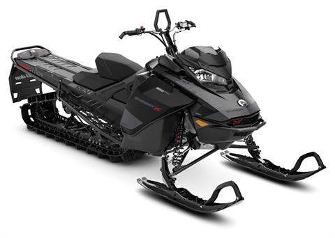 2020 Ski-Doo Summit X 165 850 E-TEC ES PowderMax Light 3.0 w/ FlexEdge SL in Woodruff, Wisconsin