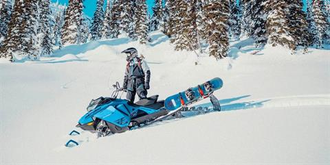 2020 Ski-Doo Summit X 165 850 E-TEC SHOT PowderMax Light 3.0 w/ FlexEdge SL in Lake City, Colorado
