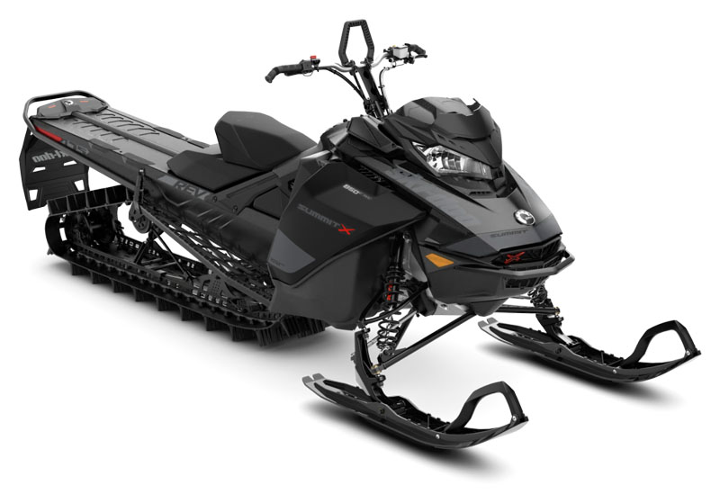 2020 Ski-Doo Summit X 175 850 E-TEC SHOT PowderMax Light 3.0 w/ FlexEdge SL in Butte, Montana - Photo 1