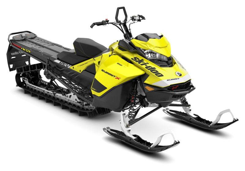 2020 Ski-Doo Summit X 175 850 E-TEC SHOT PowderMax Light 3.0 w/ FlexEdge SL in Wenatchee, Washington - Photo 1