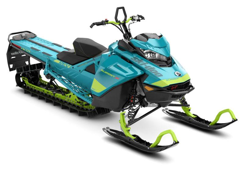 2020 Ski-Doo Summit X 175 850 E-TEC SHOT PowderMax Light 3.0 w/ FlexEdge HA in Unity, Maine - Photo 1