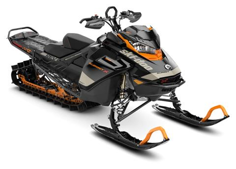 2020 Ski-Doo Summit X Expert 154 850 E-TEC HA in Wilmington, Illinois