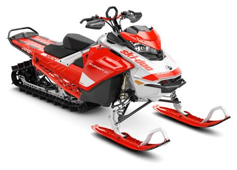 2020 Ski-Doo Summit X Expert 154 850 E-TEC SL in Oak Creek, Wisconsin