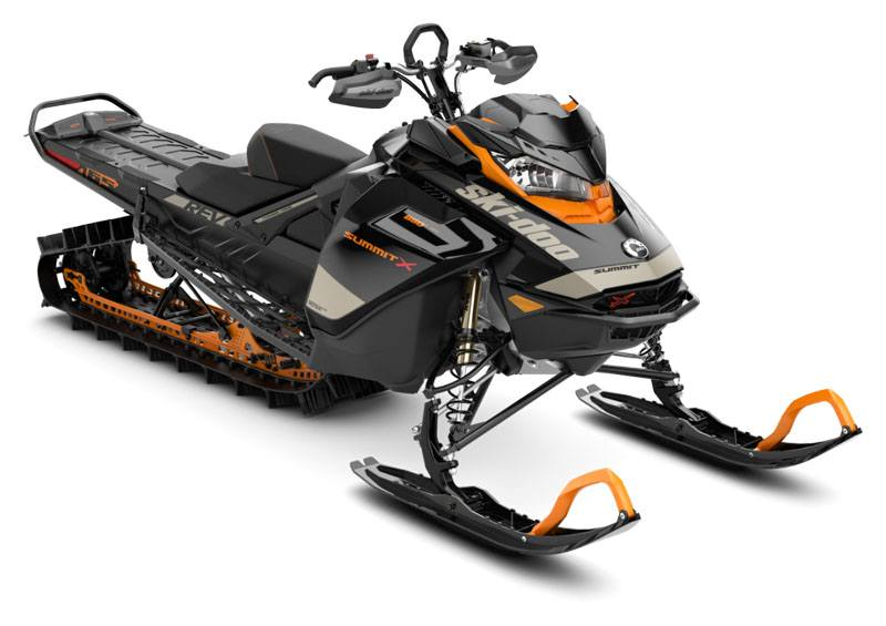 2020 Ski-Doo Summit X Expert 165 850 E-TEC SL in Moses Lake, Washington - Photo 1