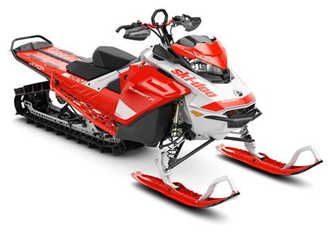 2020 Ski-Doo Summit X Expert 165 850 E-TEC SL in Dickinson, North Dakota