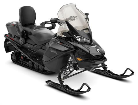2020 Ski-Doo Grand Touring Limited 600R E-TEC ES in Colebrook, New Hampshire