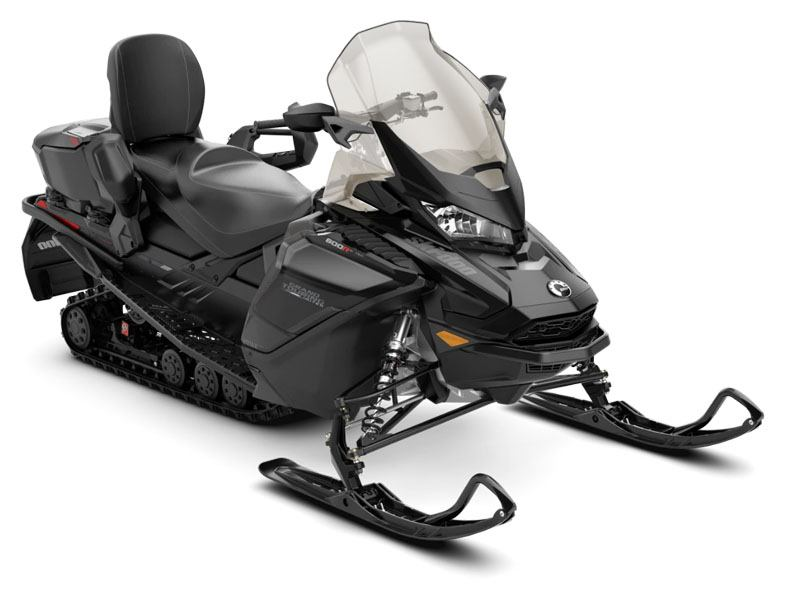2020 Ski-Doo Grand Touring Limited 600R E-TEC ES in Island Park, Idaho - Photo 1