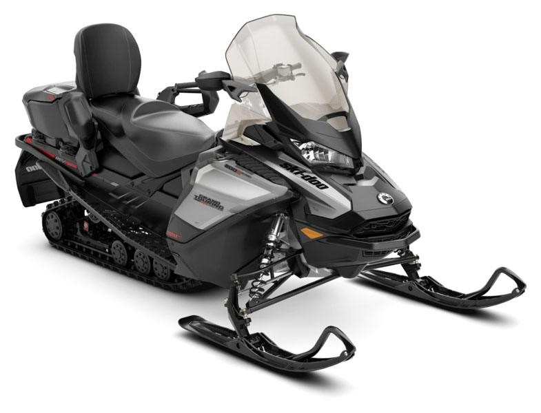 2020 Ski-Doo Grand Touring Limited 600R E-TEC ES in Dickinson, North Dakota - Photo 1