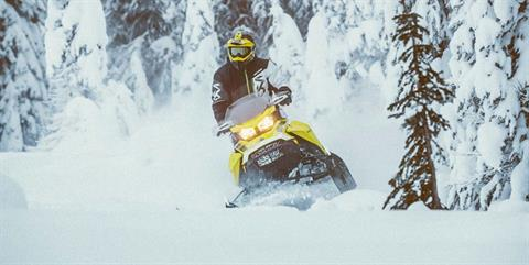 2020 Ski-Doo Backcountry 600R E-TEC ES in Hillman, Michigan