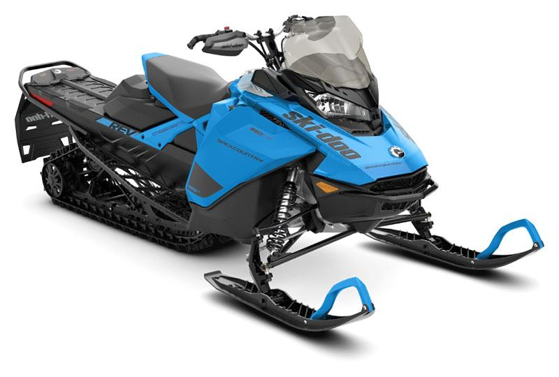 2020 Ski-Doo Backcountry 850 E-TEC ES in Roscoe, Illinois - Photo 1