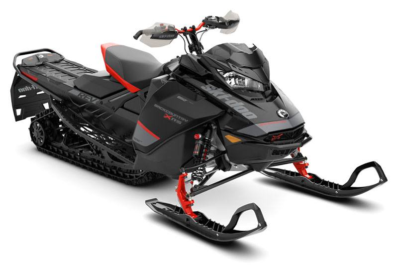 2020 Ski-Doo Backcountry X-RS 146 850 E-TEC ES PowderMax 2.0 in Augusta, Maine