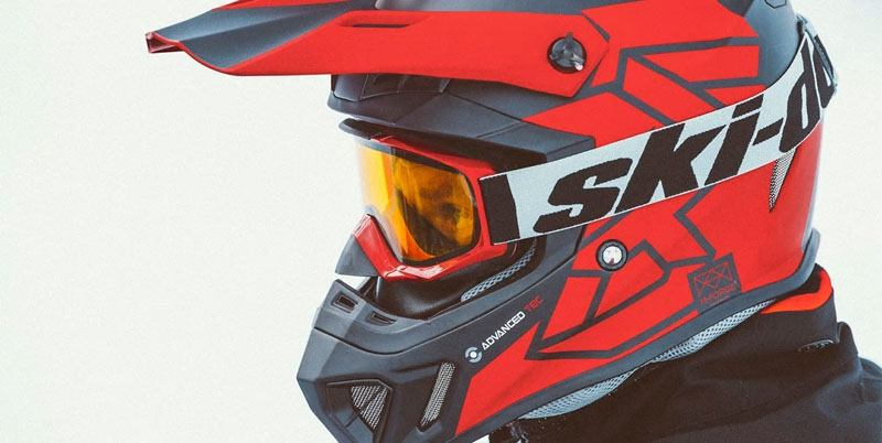 2020 Ski-Doo Backcountry X-RS 146 850 E-TEC SHOT PowderMax 2.0 in Boonville, New York